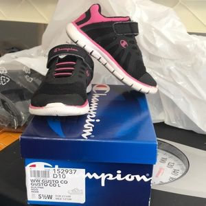Baby girl Champion shoes
